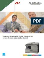 Brochure AL2051