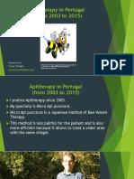 Apiterapia Em Portugal