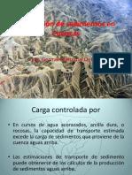 1 0 Producción de sedimentos en Cuencas.ppt