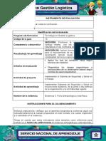IE Evidencia 2 Matriz de Riesgos