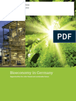 Biooekonomie in Deutschland Eng