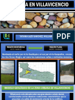 Geologia en Villavicencio 1