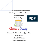 Empresa Pasteria Gorumet