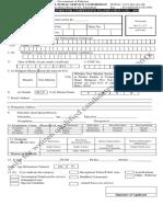 Application Form CE-2018