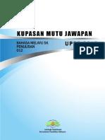 Bahasa Melayu Penulisan Sk (1)
