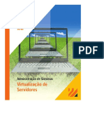 Administracao de Sistemas - Virtualizacao de Servidores