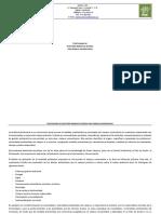 Cuestionario de Auditoria Ambiental Internos de Campus Universitario