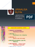 Gambar Sedimen Urin