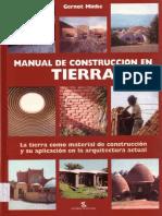 Manual Construccion en Tierra Minke
