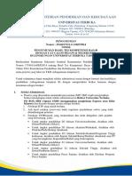 Pengumuman Pengiriman Berkas Cpns-ut-2014