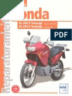 Honda Transalp 97 - 99