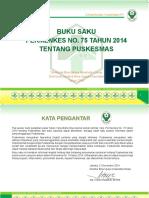 8.Buku Saku Permenkes 75 Thn 2014