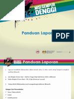 Panduan Laporan Program Dengue Patrol 2018