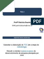 Apresentação TCC I
