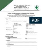 9.1.1 5 FORMAT LAPORAN INSIDEN Keselamatan Pasien Akremas Copy