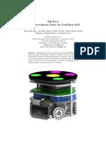 ER-Force Team Description Paper for IranOpen 2014