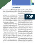 Abortamento e Princípios da Bioética - Medicina abulatorial