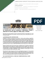 CONSTRUCCIÓN de CAJÓN FLAMENCO & CAJON BOX CONSTRUCTION