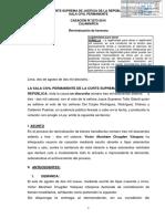 Casación 3273-2014 Cajamarca - Qué Es La Legitimidad Para Obrar o Legitimatio Ad Causam - Compilador José María Pacori Cari