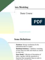 Data Modeling Basic