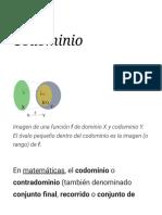 Codominio - Wikipedia, La Enciclopedia Libre