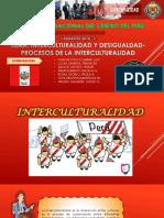 Desigualdad-Procesos de Interculturalizacion