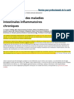 Revue Générale Des Maladies Intestinales Inflammatoires Chroniques - Troubles Gastro-Intestinaux - Édition Professionnelle Du Manuel MSD