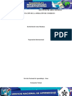 Documentacion de Operacion