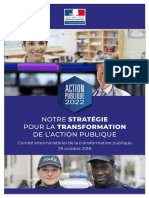 Transformation de l'Action Publique