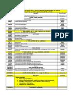 Cronograma Farmacologia Medicina 2018 2