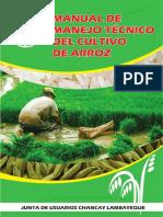Manual del arroz