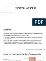 Appendiceal Abscess Ef Fix