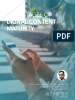 Digital Content Maturity