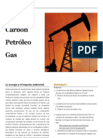 Energia Carbon Petroleo Gas