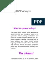 HAZOP Analysis