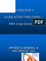 Seccion 2 - Impuesto General a Las Ventas