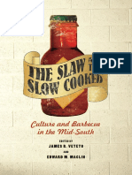 The Slaw and the Slow Cooker