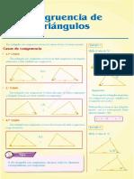 Guía 6 - Congruencia de Triángulos