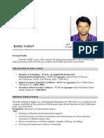 Rama Yadav