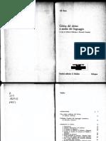 Alf Ross (1982). Critica Del Diritto e Analisi Del Linguaggio