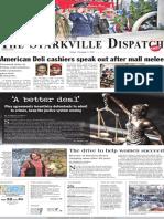 Starkville Dispatch eEdition 11-11-18