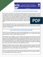 Oracle News Bulletin Edition 3