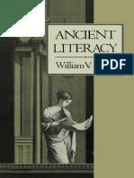 Ancient Literacy