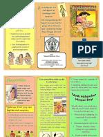 Leaflet Teknik Menyusui