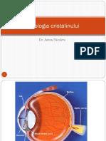 Patologia cristalinului (1)