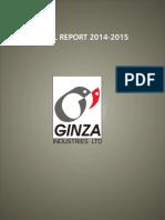 Annual Report 2014 - 2015 Final