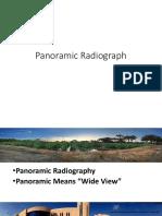 Panoramic Radiograph