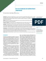 Criterios Neuropsicologicos de La Enfermedad de Guillain-Barré Infantil