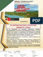 Guía Del Sistema Nacional de Evaluación Del Impacto Ambiental
