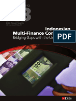 170525 Insights Indonesian Multi Finance Companies Bridging Gaps With the Underbanked